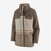 Patagonia Womens Out Yonder Coat Topsoil Brown (Close Out)