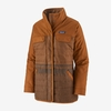 Patagonia Womens Out Yonder Coat Wood Brown (Close Out)
