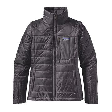 Patagonia Womens Radalie Jacket Forge Grey