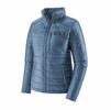 Patagonia Womens Radalie Jacket Woolly Blue (Close Out)