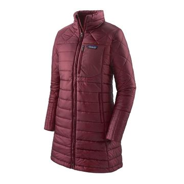 Patagonia Womens Radalie Parka Chicory Red (Close Out)