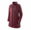 Patagonia Womens Radalie Parka Chicory Red