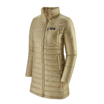 Patagonia Womens Radalie Parka Oyster White (Close Out)