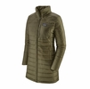 Patagonia Womens Radalie Parka Sage Khaki (Close Out)