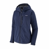 Patagonia Womens Rainshadow Jacket Classic Navy