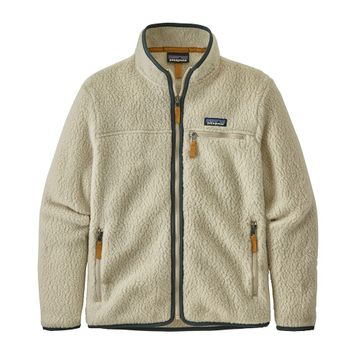 Patagonia Womens Retro Pile Jacket Pelican (Close Out)