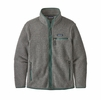 Patagonia Womens Retro Pile Jacket Salt Grey