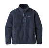 Patagonia Womens Retro Pile Marsupial New Navy (Close Out)