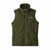 Patagonia Womens Retro Pile Vest Nomad Green  (close out)