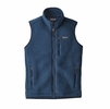 Patagonia Womens Retro Pile Vest Stone Blue (close out)