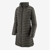 Patagonia Womens Silent Down Parka Forge Grey (Close Out)