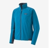 Patagonia Womens Thermal Airshed Jacket Steller Blue (Close Out)