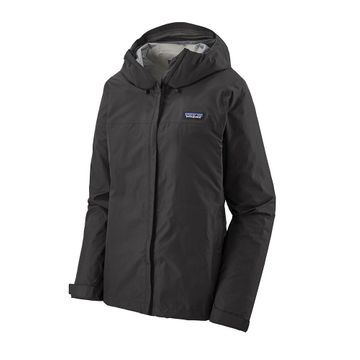 Patagonia Womens Torrentshell 3L Jacket Black