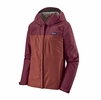 Patagonia Womens Torrentshell 3L Jacket Chicory Red