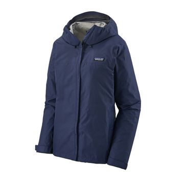Patagonia Womens Torrentshell 3L Jacket Classic Navy