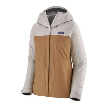 Patagonia Womens Torrentshell 3L Jacket Cornice Grey (close out)
