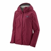 Patagonia Womens Torrentshell 3L Jacket Roamer Red