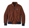 Patagonia Womens Woolyester Fleece Jacket Sisu Brown (Close Out)