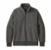 Patagonia Womens Woolyester Fleece Pullover Forge Grey