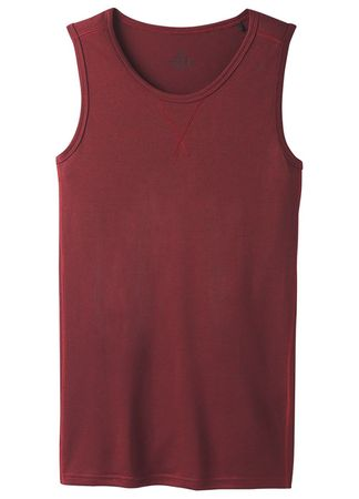 Prana Mens Transverse Tank Rusted Roof (Close Out)