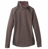 Prana Womens Brandie Sweater Weathered Wood Heather