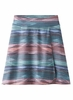 Prana Womens Fiefer Skirt Granite Bonita