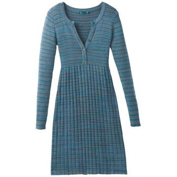 Prana Womens Leandra Dress Arctic Sea (Close Out)