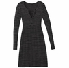 Prana Womens Leandra Dress Black (Close Out)