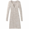 Prana Womens Leandra Dress Bone (Close Out)