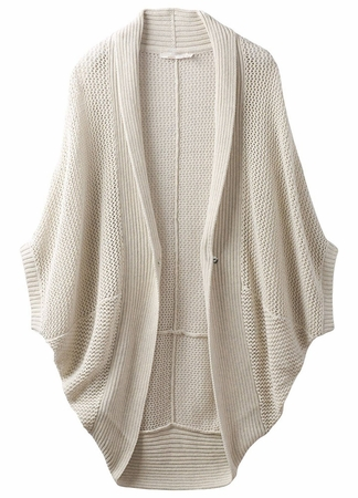 Prana Womens Lima Cardigan Bone (Close Out)