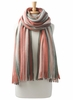 Prana Womens Loli Scarf Weathered Wood
