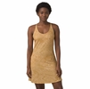 Prana Womens Opal Dress Toffee Tiles