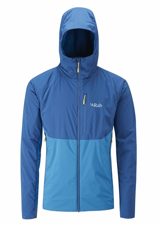 Rab Mens Alpha Direct Jacket Merlin (Close Out)