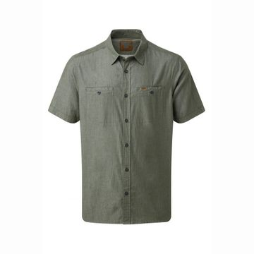 Rab Mens Hacker Short Sleeve Shirt Army