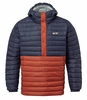 Rab Mens Horizon Down Hoody Deep Ink (close out)