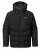 Rab Mens Infinity Jacket Black/ Ebony (Close Out)