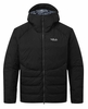 Rab Mens Infinity Lite Jacket Black