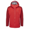 Rab Mens Kinetic Alpine 2.0 Jacket Ascent Red (close out)