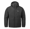 Rab Mens Microlight Alpine Jacket Black (Close Out)