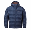 Rab Mens Microlight Alpine Jacket Deep Ink