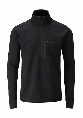 Rab Mens Power Stretch Pro Pull-On Black (close out)
