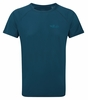 Rab Mens Pulse Short Sleeve Tee Ink (Close Out)