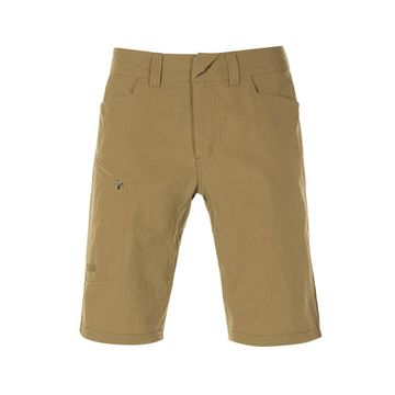 Rab Mens Traverse Shorts Cumin