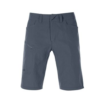 Rab Mens Traverse Shorts Steel (Close Out)