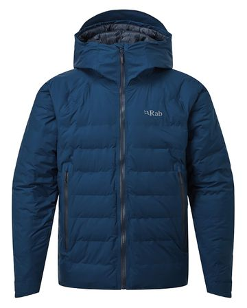 Rab Mens Valiance Jacket Ink (Close Out)
