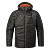 Rab Mens Verglas Jacket Anthracite/ Firecracker (Close Out)