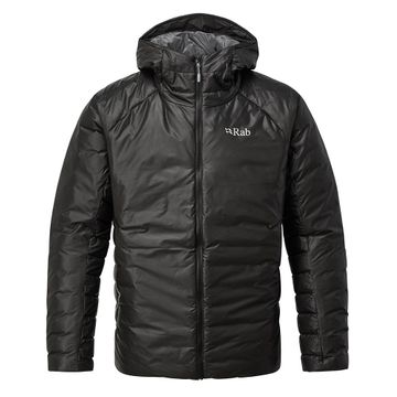 Rab Mens Verglas Jacket Anthracite/ Zinc (Close Out)