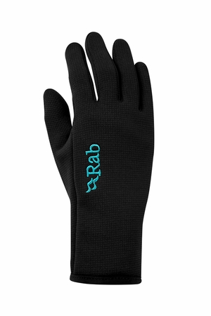 Rab Womens Phantom Contact Grip Glove Black (Close Out)