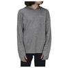 Simms Kids BugStopper Hoody Steel Heather