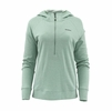 Simms Womens BugStopper Hoody Seafoam Heather